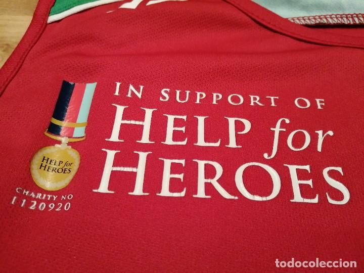 Vintage: Comisión para la caridad de Inglaterra y Gales. In support of help Heroes Charity number 1120920 - Foto 2 - 276144993