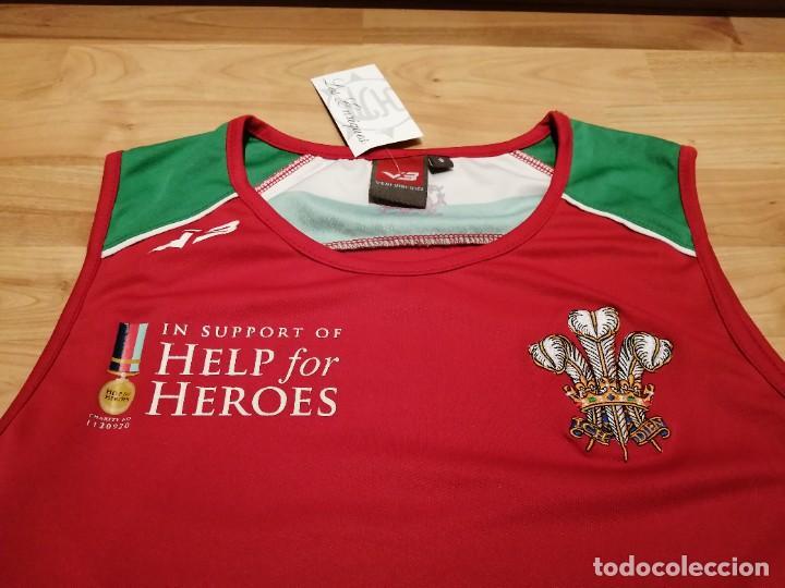 Vintage: Comisión para la caridad de Inglaterra y Gales. In support of help Heroes Charity number 1120920 - Foto 8 - 276144993
