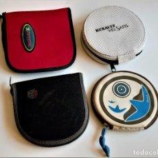 Vintage: ESTUCHES PORTA CDS VARIOS. Lote 276172513