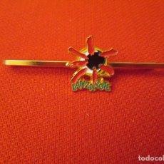 Vintage: PASADOR DE CORBATA LANZAROTE. Lote 276538933