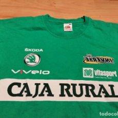 Vintage: CAMISETA EQUIPO CICLISMO VINTAGE CAJA RURAL. Lote 277278448