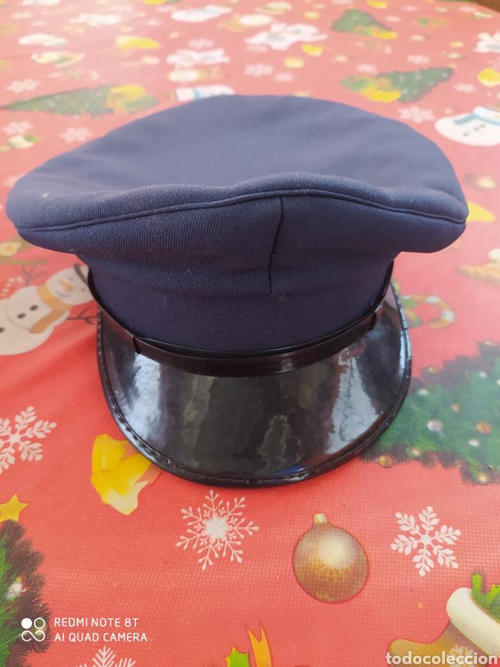 Vintage: Gorra de segurita - Foto 3 - 277576463