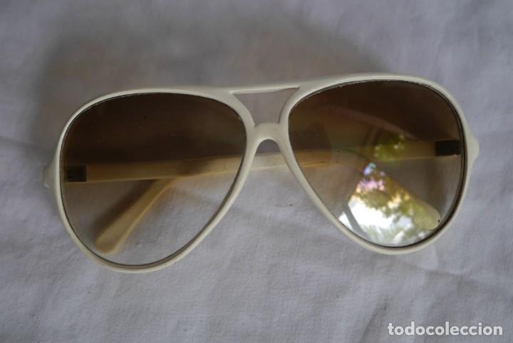 Vintage: Gafas de sol lentes de vidrio - Foto 2 - 278485888