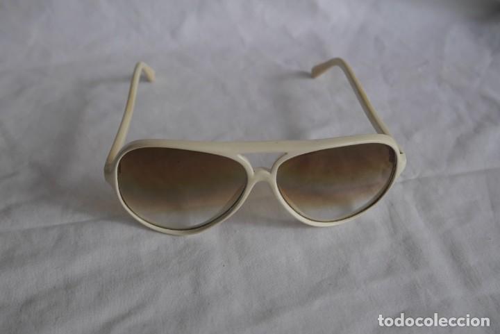 Vintage: Gafas de sol lentes de vidrio - Foto 5 - 278485888