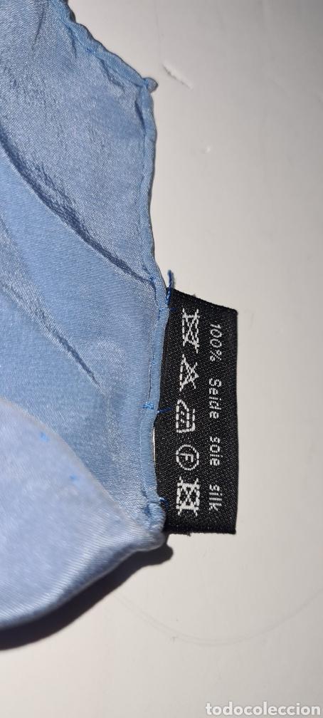Vintage: Precioso y elegante pañuelo de seda Checkmate by Chris Arnold. - Foto 10 - 278545278
