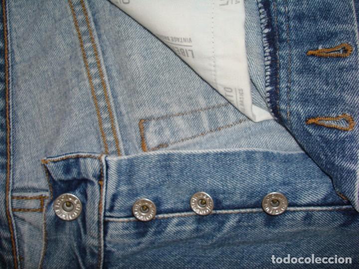Vintage: PANTALONES VAQUEROS LIBERTO.VINTAGE.FABRICADOS EN ESTADOS UNIDOS. - Foto 9 - 278567123