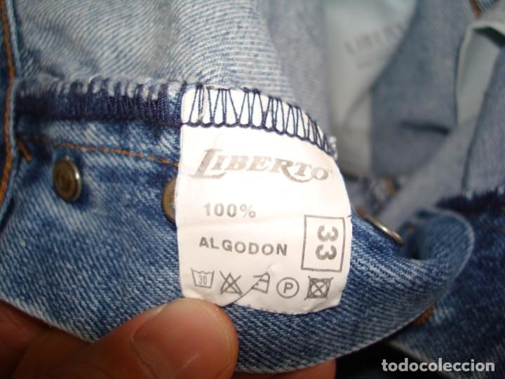 Vintage: PANTALONES VAQUEROS LIBERTO.VINTAGE.FABRICADOS EN ESTADOS UNIDOS. - Foto 11 - 278567123
