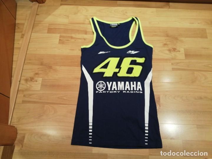 Vintage: Camiseta Yamaha Racing Team Valentino ROSSI 46 - Foto 2 - 278614508