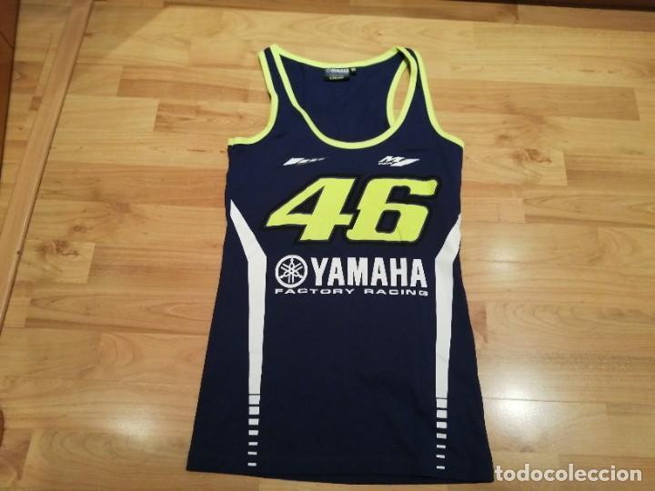 Vintage: Camiseta Yamaha Racing Team Valentino ROSSI 46 - Foto 3 - 278614508