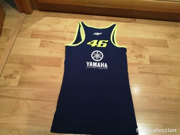Vintage: Camiseta Yamaha Racing Team Valentino ROSSI 46 - Foto 7 - 278614508