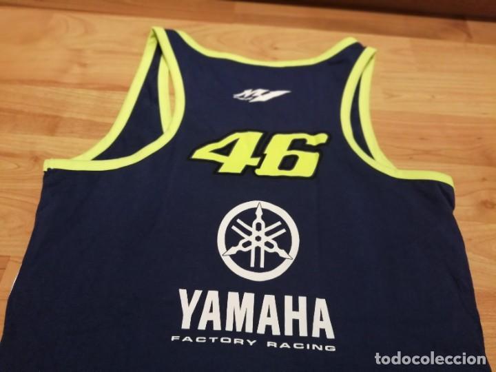 Vintage: Camiseta Yamaha Racing Team Valentino ROSSI 46 - Foto 10 - 278614508
