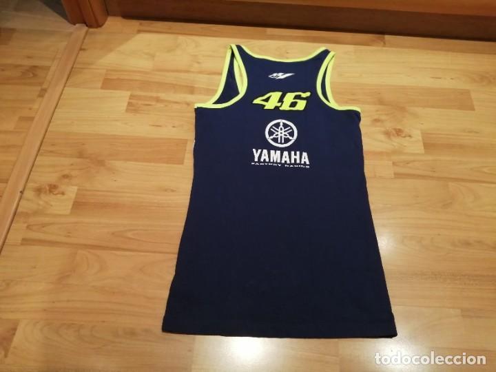 Vintage: Camiseta Yamaha Racing Team Valentino ROSSI 46 - Foto 11 - 278614508