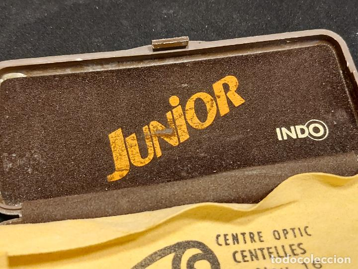 Vintage: ANTIGUAS GAFAS INDO MODELO JUNIOR EN SU FUNDA ORIGINAL / GRADUADAS. - Foto 3 - 278615843