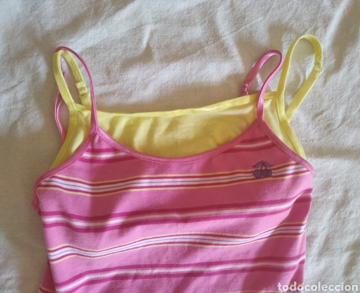 Vintage: Camiseta verano niña 7 años - Foto 2 - 278690458