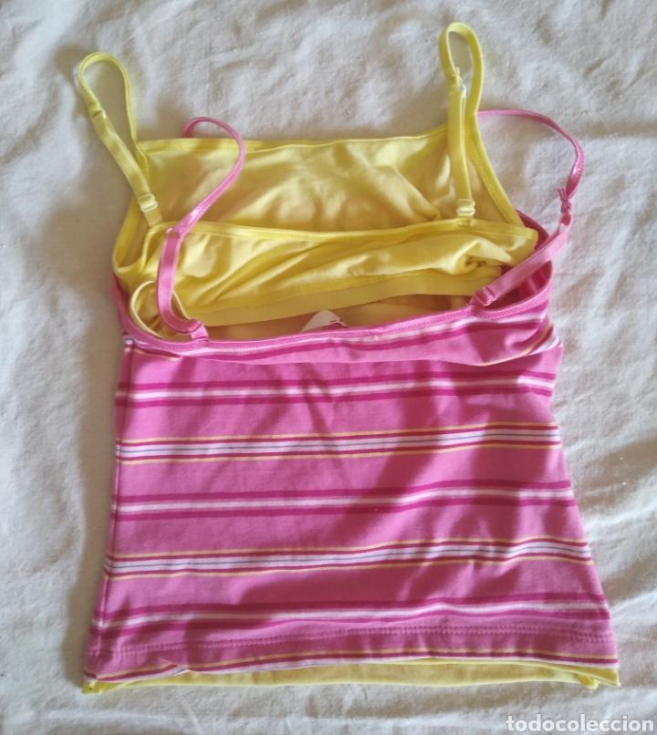 Vintage: Camiseta verano niña 7 años - Foto 3 - 278690458