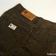 Vintage: PANTALÓN HOMBRE CIMARRON REF 112332 AÑOS 80. Lote 278808288