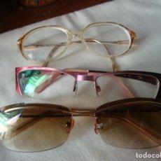 Vintage: LOTE DE GAFAS. Lote 279603583