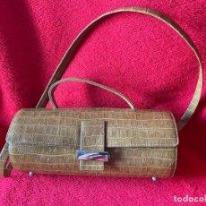 Vintage: VINTAGE BOLSO TUBO DE MUJER. Lote 283507063