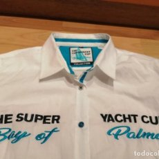 Vintage: CAMISA THE SUPERYACHT CUP BAY OF PALMA 2021. Lote 284427443