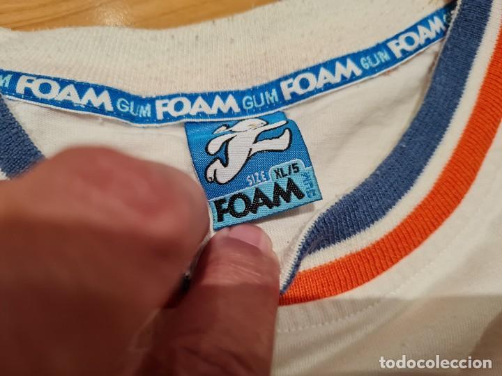 Vintage: CAMISETA FOAM GUM - Foto 7 - 284495193