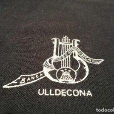 Vintage: POLO BANDA DE MÚSICA ULLDECONA (TARRAGONA) VINTAGE. Lote 285815898