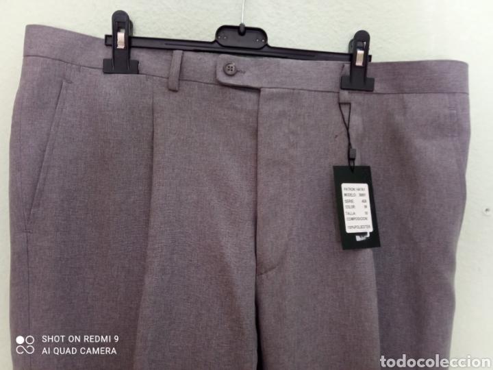 Vintage: Pantalón de caballero - Foto 2 - 287885248