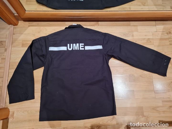 Vintage: CHAQUETA UME (Unidad Militar de Emergencias) Exclusiva TC - Foto 2 - 288347598