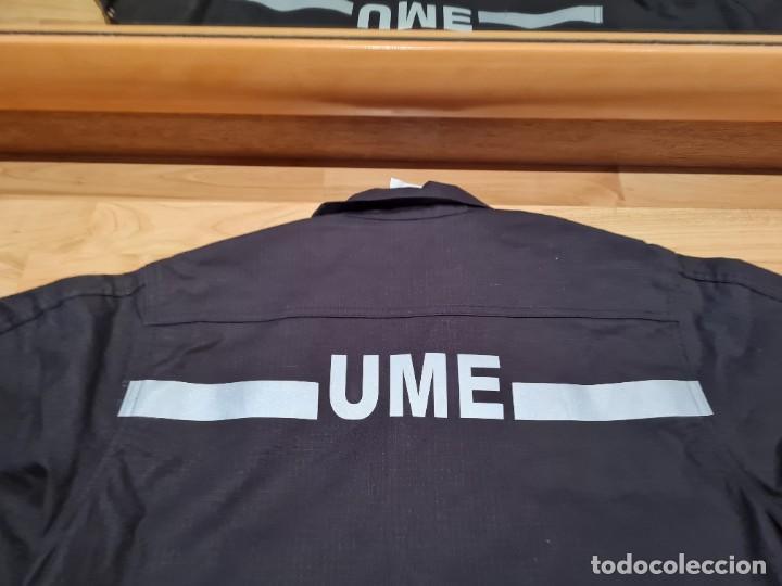 Vintage: CHAQUETA UME (Unidad Militar de Emergencias) Exclusiva TC - Foto 3 - 288347598