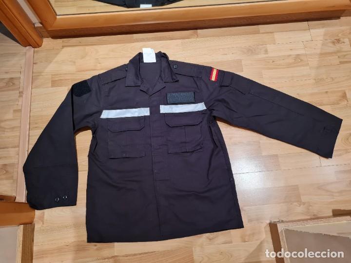 Vintage: CHAQUETA UME (Unidad Militar de Emergencias) Exclusiva TC - Foto 6 - 288347598