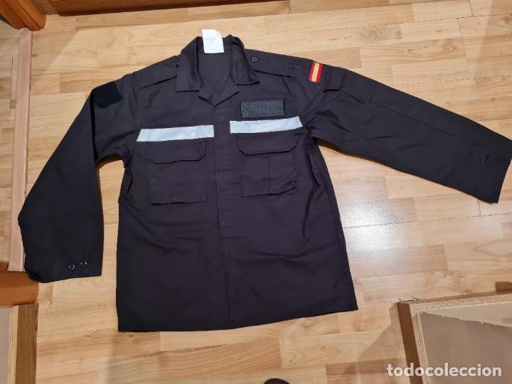 Vintage: CHAQUETA UME (Unidad Militar de Emergencias) Exclusiva TC - Foto 7 - 288347598