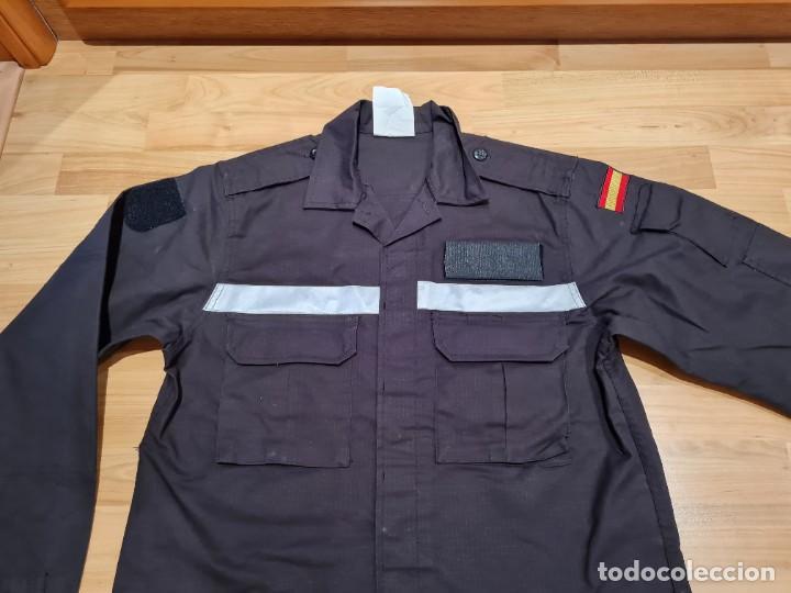 Vintage: CHAQUETA UME (Unidad Militar de Emergencias) Exclusiva TC - Foto 8 - 288347598