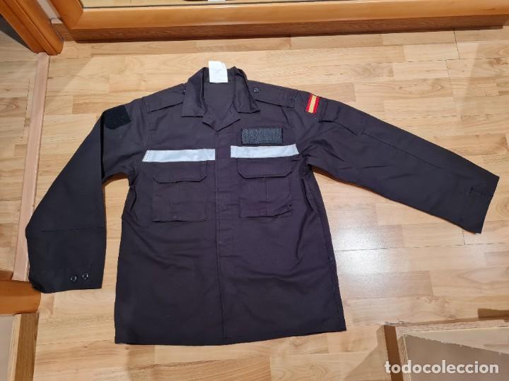 Vintage: CHAQUETA UME (Unidad Militar de Emergencias) Exclusiva TC - Foto 9 - 288347598