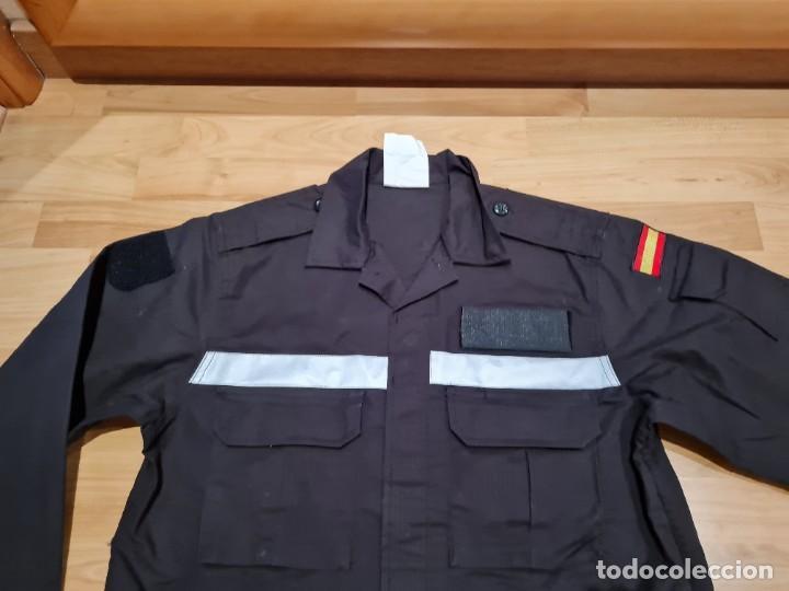 Vintage: CHAQUETA UME (Unidad Militar de Emergencias) Exclusiva TC - Foto 10 - 288347598