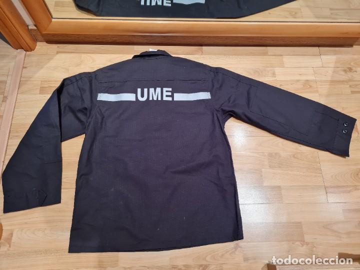 Vintage: CHAQUETA UME (Unidad Militar de Emergencias) Exclusiva TC - Foto 12 - 288347598
