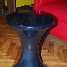 Vintage: TABURETE DE PLÁSTICO AÑOS 60-70 - KAPLAX S.A. (MADRID) - RETRO - VINTAGE - SILLA. Lote 27066972