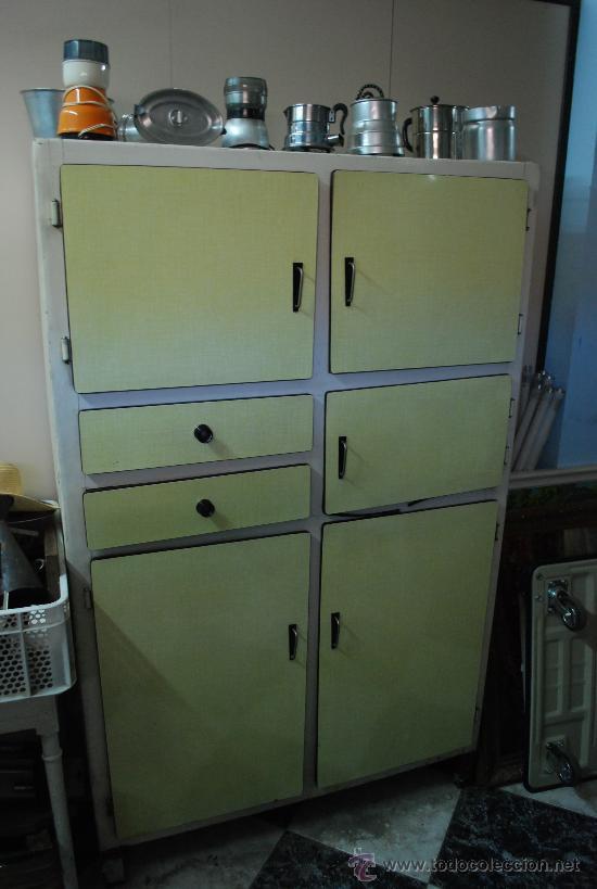 Mueble de cocina retro comprar muebles vintage en for Muebles de cocina vintage