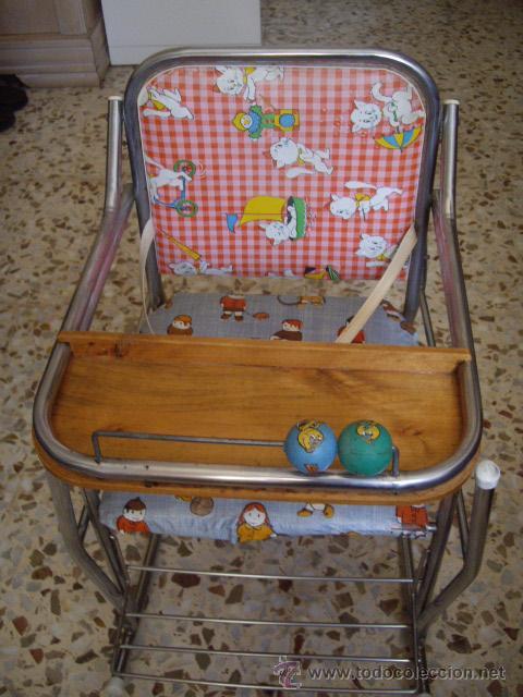 silla de bebe vintage 60 - Comprar Muebles vintage en todocoleccion ...