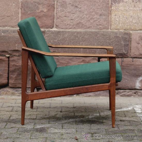 Vintage silla con brazos de dise o escandinavo comprar for Muebles diseno escandinavo