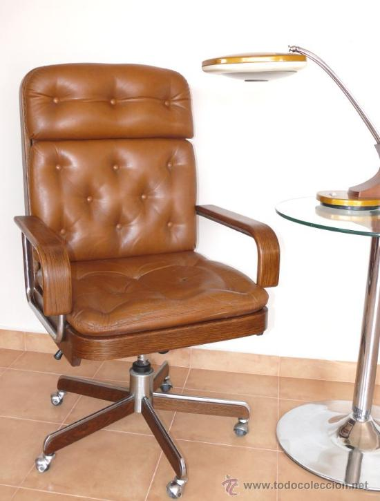 Important simo sill n original ag barcelona dir comprar for Silla despacho diseno