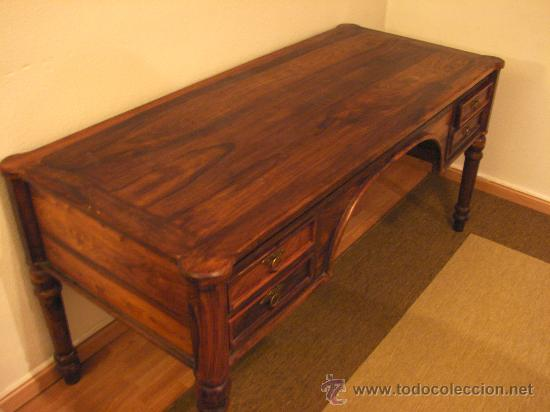 Recogida Muebles Reto : Escritorio colonial comprar muebles vintage en