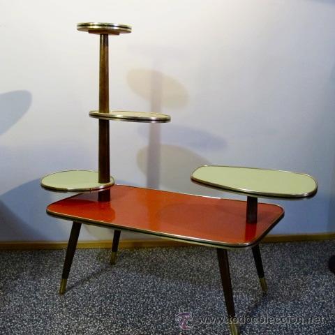 Mesa Auxiliar Formica Alemana Danesa Nordica 5 Sold Through Direct