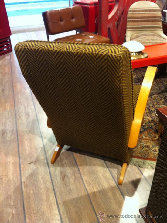 Vintage: sillon estilo escandinavo - Foto 3 - 36476086