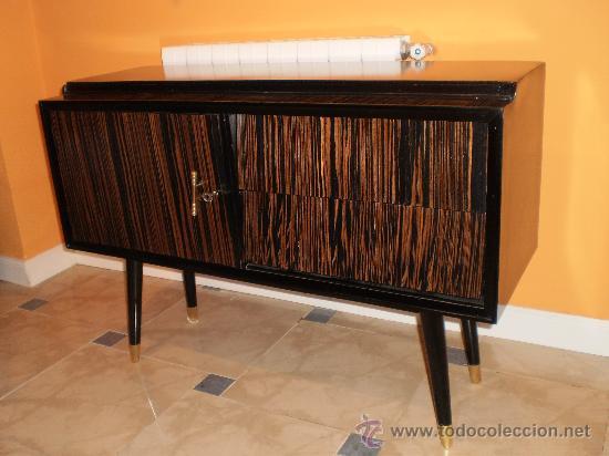 Mueble a os 50 vintage comprar muebles vintage en todocoleccion 28360588 - Mueble anos 50 ...