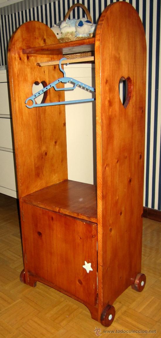 bonito armario para ropa de bebe - Comprar Muebles vintage en ...
