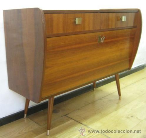 A os 50 aparador vintage mueble estilo nordic comprar for Muebles retro online