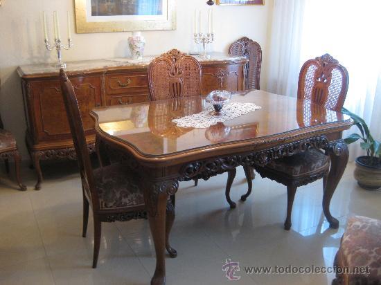 muebles comedor en nogal de la firma mariano ga - Comprar Muebles ...