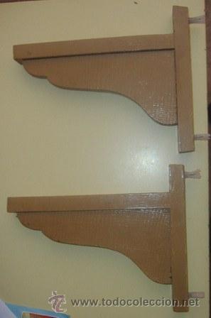 Escuadras soporte para balda de madera comprar muebles for Balda muebles