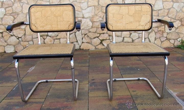 Pareja de sillas de oficina a os 70 comprar muebles for Muebles de oficina vintage