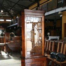 Vintage: VITRINA ESQUINERA INGLESA,AÑOS 50 REF.5561. Lote 39671452
