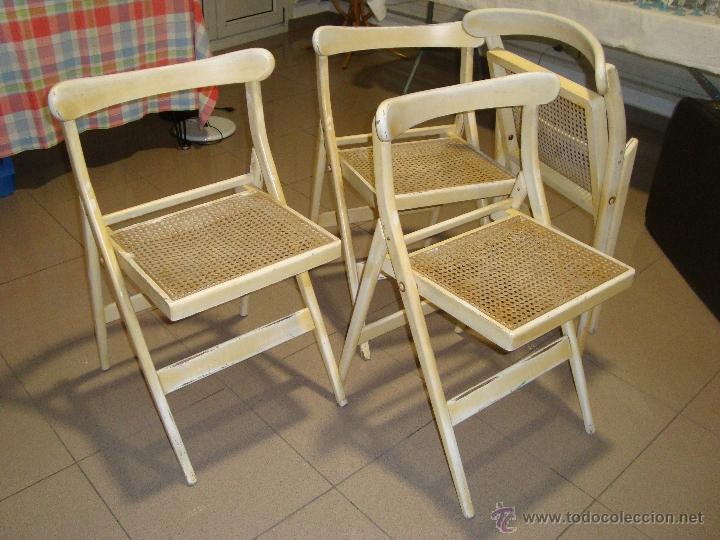 Madera Through Antiguas Vintage Sold Direct PlegablesDe Sillas Y D2EH9WI